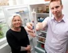SKELLEFTEÅ:s elever hjälper forskare att utforska våra kylskåp!