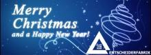 Merry Christmas - alles Gute für 2021 - Glück, Gesundheit, Freude und Erfolg!