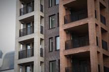 Lägsta nybyggnadsvolymen i Sverige sedan 2015