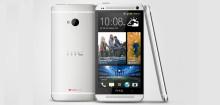 Nu finns HTCs värstingmobil One hos 3