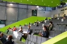 15 Länder, 52 Teilnehmende, 2 Semester – Start des Wildau Foundation Years 2020/2021 an der TH Wildau