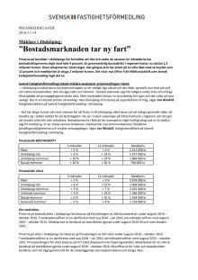 """Mäklare i Jönköping: """"Bostadsmarknaden tar ny fart"""""""