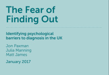 'Fear of Finding Out' Makes up a Third of Conscious Reasons Why We Don't Visit The Doctor