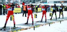 Verdenscupen fortsetter i Hochfilzen