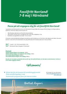 Inbjudan: Medlemskonferens och årsstämma