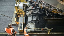 STRABAG AG setzt ihren Wachstumskurs im Verkehrswegebau 2019 fort