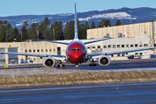 God trafikvækst for Norwegian i marts måned