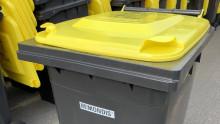 Die Gelbe Tonne kommt in den Barnim