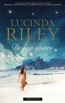 Lucinda Riley med ny suksess: Nå 30 000 i opplag
