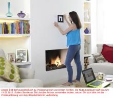 Der Online TV Guide von Sony erschafft ein virtuelles Wohnzimmer