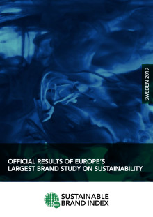 Officiella rapport Sustainable Brand Index B2B 2019