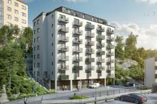 Tornstaden bygger studentbostäder i centrala Göteborg