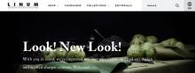 LINUM nylanserar sin webshop