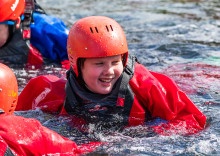 Confidence-building on Moray's coast for young students