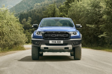 Nya Ford Ranger Raptor släpps i Europa – presenteras under gamingmässan Gamescom