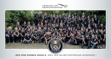 Flyer Barber Angels Brotherhood e.V. Deutschland 2019