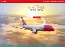 Norwegian aloittaa lipunmyynnin New Yorkiin ja Bangkokiin
