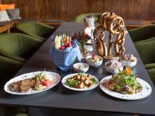 Villeroy & Boch in angesagtem Restaurant Servus Heidi in München - Klassiker Alt Luxemburg trifft auf moderne bayerische Küche