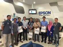 Sambut Hari Pelanggan Nasional, Epson Manjakan Pelanggan dengan Layanan Gratis Perbaikan Produk Epson
