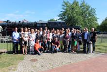 Lehrende der Fortbildungseinrichtungen der Brandenburger Finanzverwaltung zu Besuch an der Technischen Hochschule Wildau