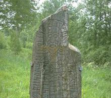 Oppeby – vikingatida plats där hedniskt och kristet möts