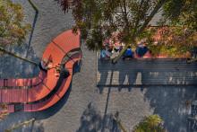 Nolas långbord skapar ny mötesplats på Södermalm