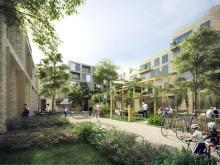 Stena Fastigheter och Ikano Bostad utvecklar en ny trivsam stadsdel i Göteborg med 3 000 bostäder och verksamheter