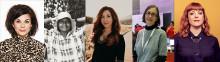 Internationella kvinnodagen 8 mars: Bokmässan presenterar de första internationella namnen i årets temasatsning jämställdhet