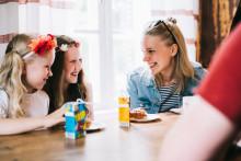 Healthy Kids of Seinäjoki -aamukahvit ravintoloille ja kahviloille