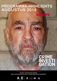 Crime+Investigation Programma- Highlights Augustus 2019