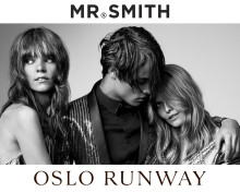 Mr.Smith sponser Oslo Runway SS19