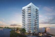 Tornstaden byggstartar bostadsprojekt för Riksbyggen i Stockholm