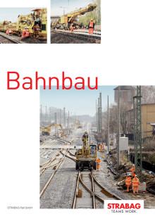 STRABAG Rail GmbH: Bahnbau