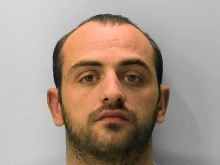 Hastings man jailed for petrol bomb attack on house