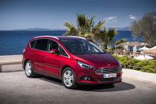 Ford lanserer ny S-MAX-generasjon med meget gode priser - også på modeller med firehjulstrekk.