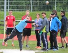 Bayernwerk-Azubis treffen sich zum Sportfest in Regensburg