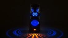 Opplev lydens kraft ved hjelp av Sonys lydsystem