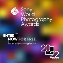 Sony World Photography Awards 2022 -kilpailulanseeraus