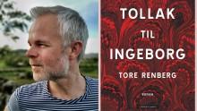 """Tore Renberg tildeles årets Bokhandlerpris: """"Himla gjevt!"""""""