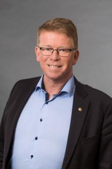 Lars-Henrik Jörnving, Scania, är ny ordförande för Södertälje Science Park