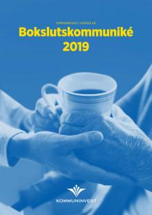 Kommuninvest Bokslutskommuniké 2019