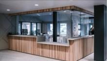 Kungsbacka stadshus får moderna arbetsplatser