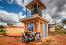 Powerful partnership between Grundfos and World Vision achieves major milestone, bringing water to millions
