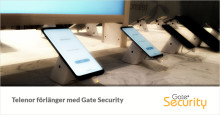 Telenor förlänger med Gate Security