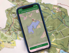 Inför Vandringens dag 12 sept: Planera din vandring med appen ViewRanger