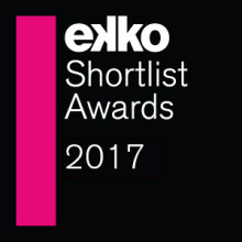 Her er de nominerede til Ekko Shortlist Awards 2017