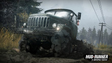 Spintires: MudRunner faces the elements in its Gameplay Video!
