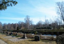 SVU-rapport 2014-06: Dräneringsvatten från begravningsplatser (Rörnät, klimat, avlopp och miljö)