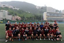Northumbria's Far Eastern rugby adventure