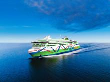 Schiffbauvertrag zwischen der Tallink Grupp und Rauma Marine Constructions tritt in Kraft